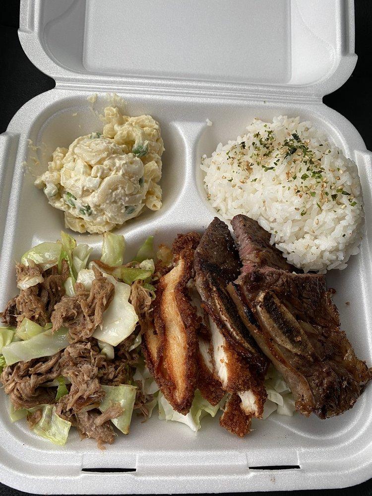 Hapa Hawaiian Grill: 1334 Fifth Ave, Pittsburgh, PA
