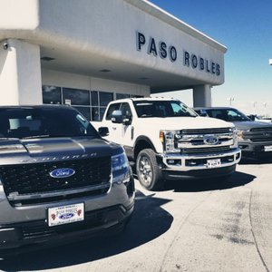 Paso Robles Ford >> Paso Robles Ford 28 Photos 70 Reviews Car Dealers