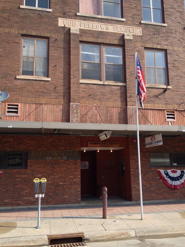 American Legion Post #37: 225 Main St, Ames, IA