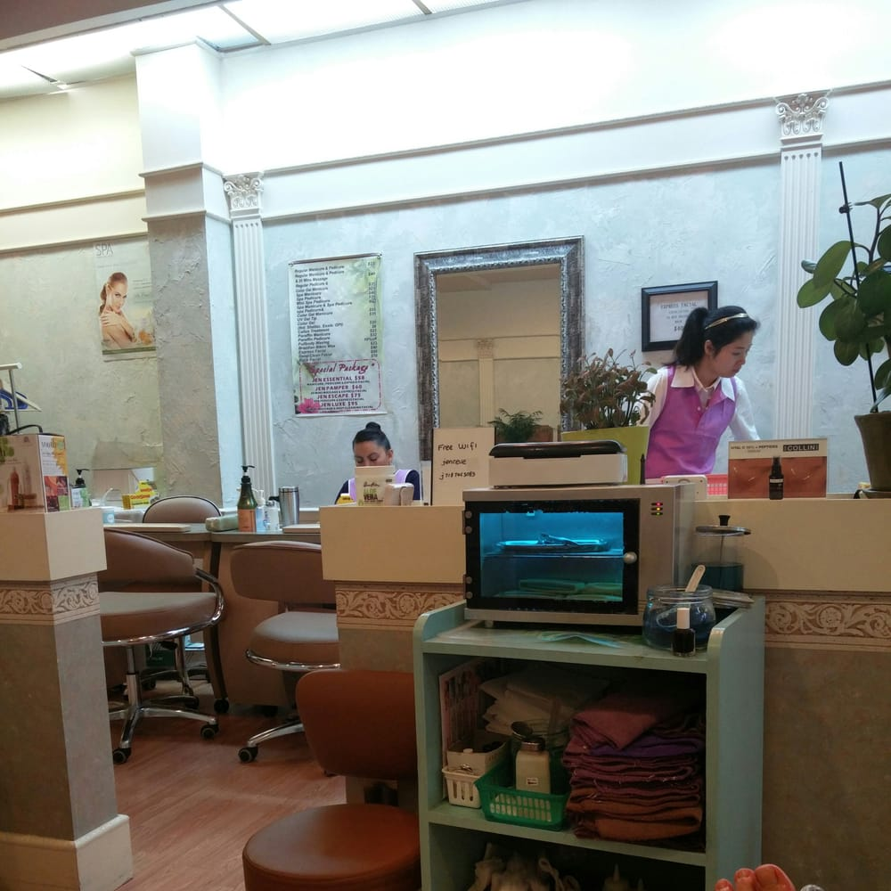 Jen reve nail 14 photos 16 reviews nail salons for 5th avenue nail salon