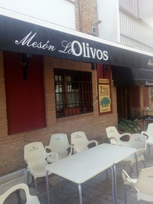 Restaurante Meson Los Olivos Restaurants Calle Demetrio