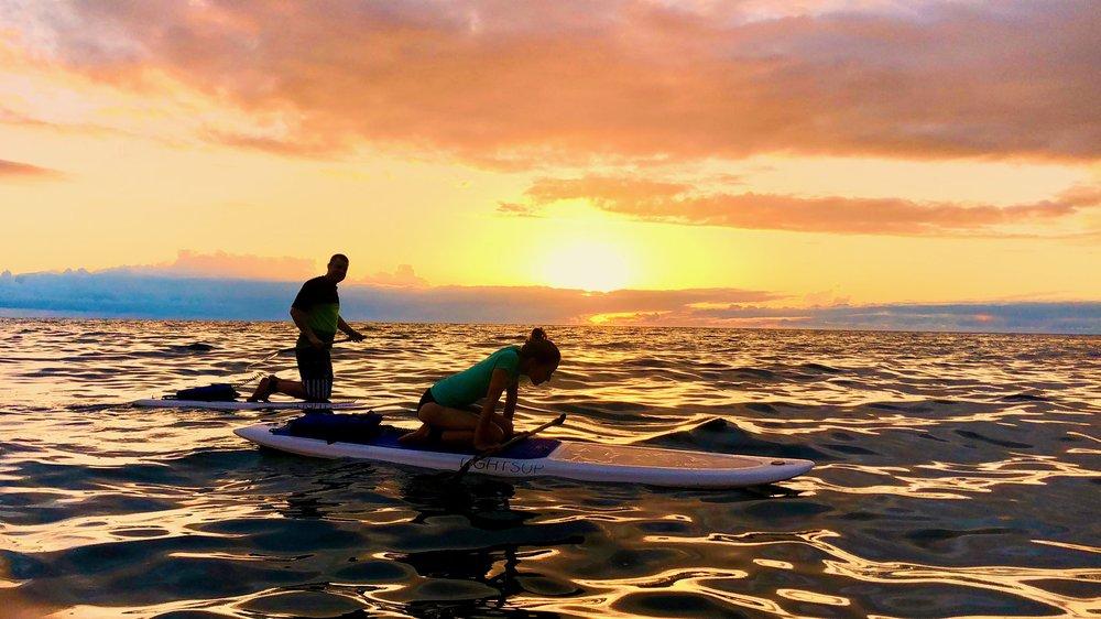LightSUP Hawaii: Puako, HI