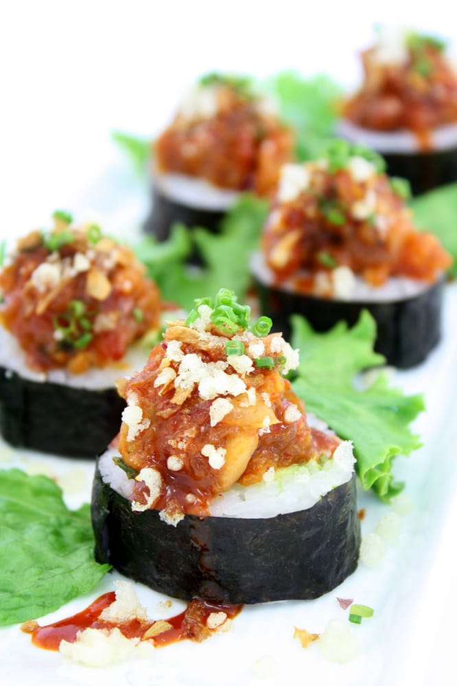 Genji Sushi Bars Louisville: 4944 Shelbyville Rd, Louisville, KY