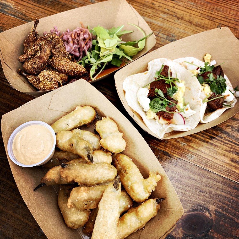 Eden West Food Truck: 211 Darden Hill Rd, Driftwood, TX