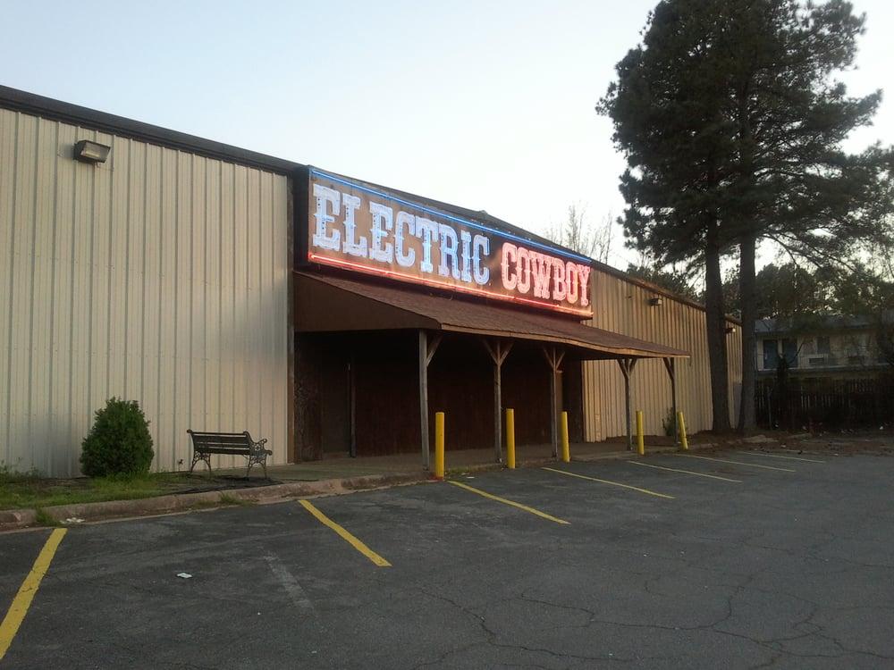 Electric Cowboy: 9515 Interstate 30, Little Rock, AR