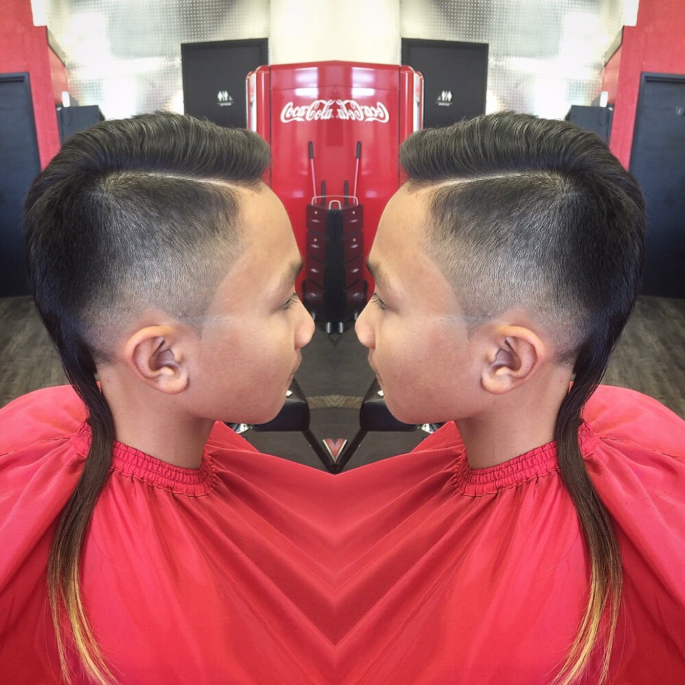 Photo Of Snippz Chino Ca United States Our Barber Gal Jazmin Did