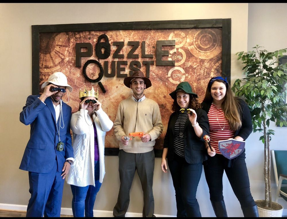 PuzzleQuest: 1245 Cedar Rd, Chesapeake, VA