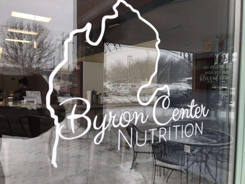 Byron Center Nutrition: 8233 Byron Center Ave SW, Byron Center, MI