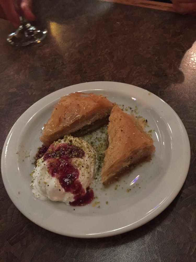 Anatolian Table Restaurant Rocklin Ca
