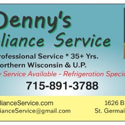 Photo Of Denny S Liance Service St Germain Wi United States