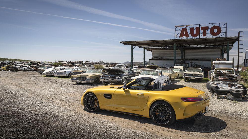 Desert Valley Auto Parts - 23811 N 7th Ave, Phoenix, AZ