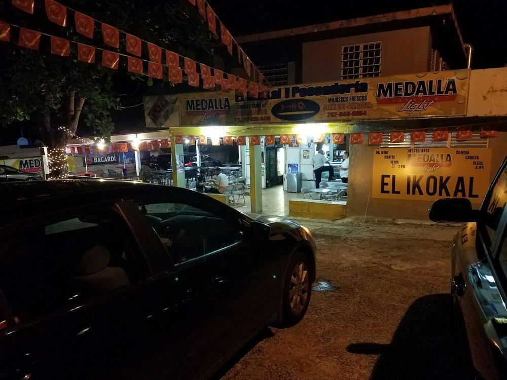 El Ikokal: Road 923, Humacao, PR