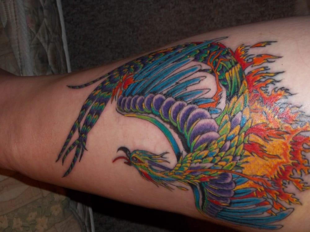 Expressions Tattoo: 1619 N Florida Ave, Hernando, FL
