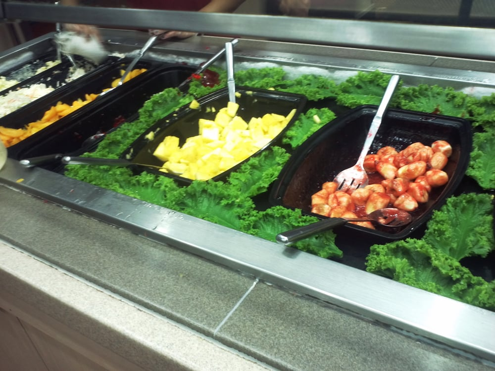 Fruits Didn 39 T Look Too Fresh At Fruit Bar Yelp