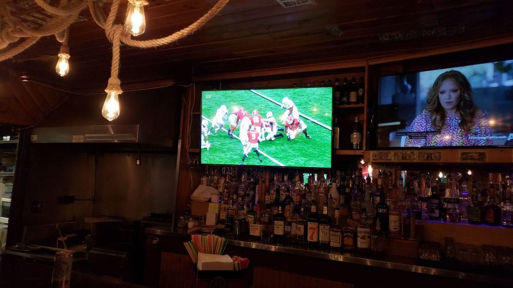 Spinnaker Bar & Grill: 7210 US Hwy 93, Lakeside, MT