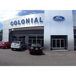 Colonial Ford Danbury Ct >> Colonial Ford - 16 Reviews - Car Dealers - 126 Federal Rd ...