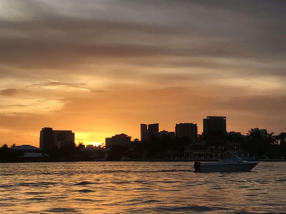 Intimate Waterway Tours: 801 Seabreeze Blvd, Fort Lauderdale, FL