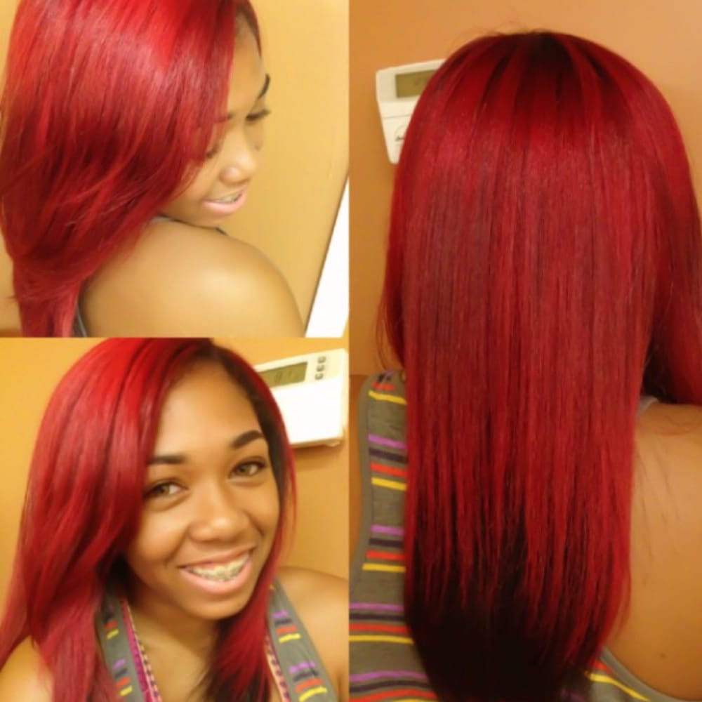 Full Color & Partial Sew In