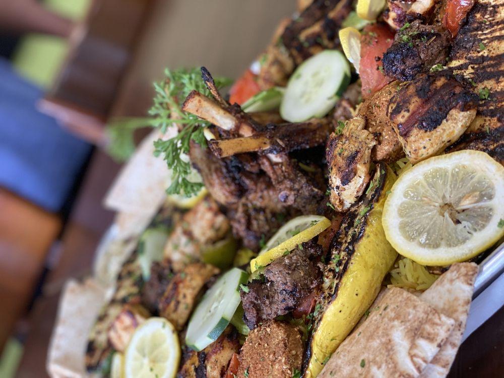 La Shish Kabab: 1155 Virginia Ave, Hapeville, GA