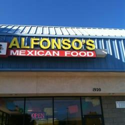 Alfonso S Mexican Food Chino Valley Az