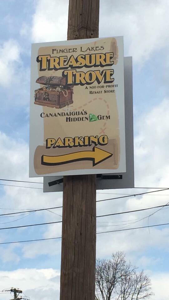 Finger Lakes Treasure Trove: 222-224 S Main St, Canadaigua, NY