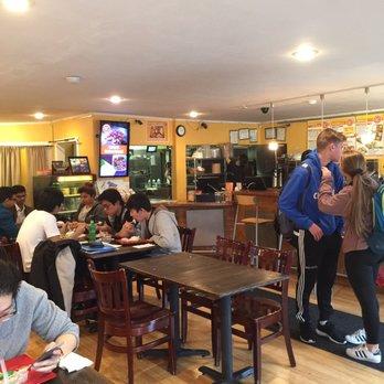 Eggroll Cafe Lowell Menu
