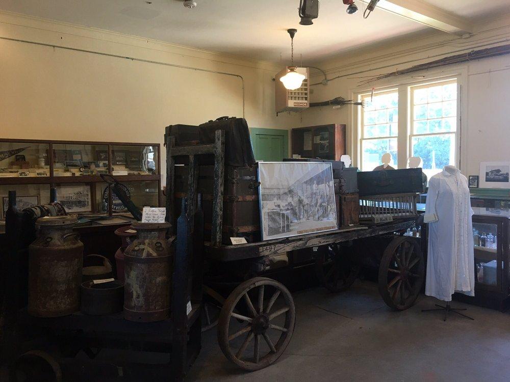 Mayville Depot Museum: 16 Water St, Mayville, NY