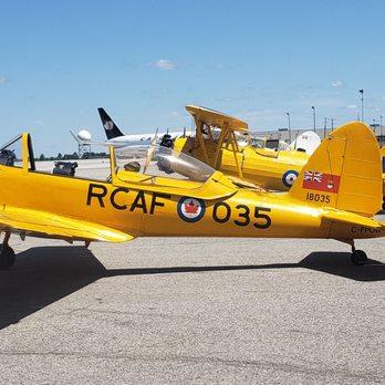 Canadian Warplane Heritage Museum - 9280 Airport Road, Mount