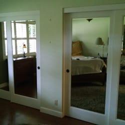 Photo of Door Replacements - Cotati CA United States. New mirrored closet doors ... & Door Replacements - Door Sales/Installation - Cotati CA - Phone ... Pezcame.Com
