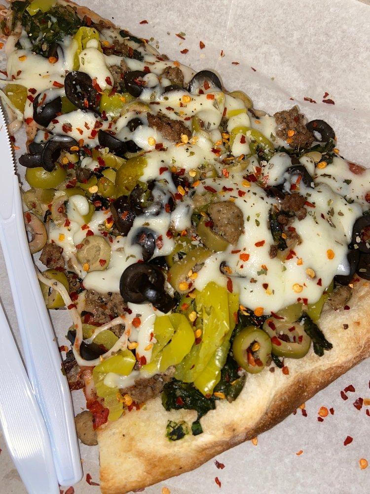Rosa's Pizza: 62 Broad St NW, Atlanta, GA