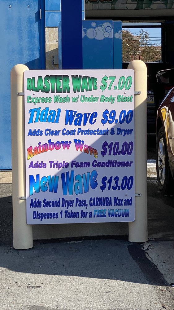 New Wave Wash: 3156 Route 100, Macungie, PA