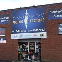 Photo of Swords Motor Factors - Swords, Co. Dublin, Republic of Ireland.