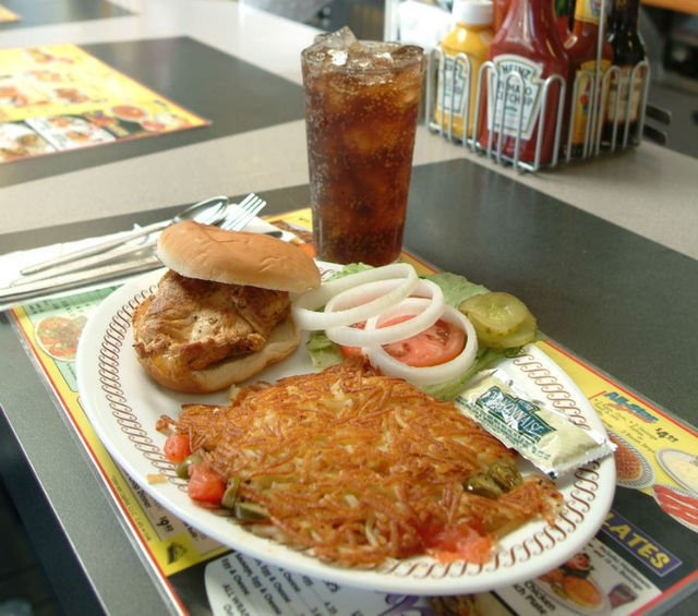 Waffle House: 2070 West Main St, Centre, AL