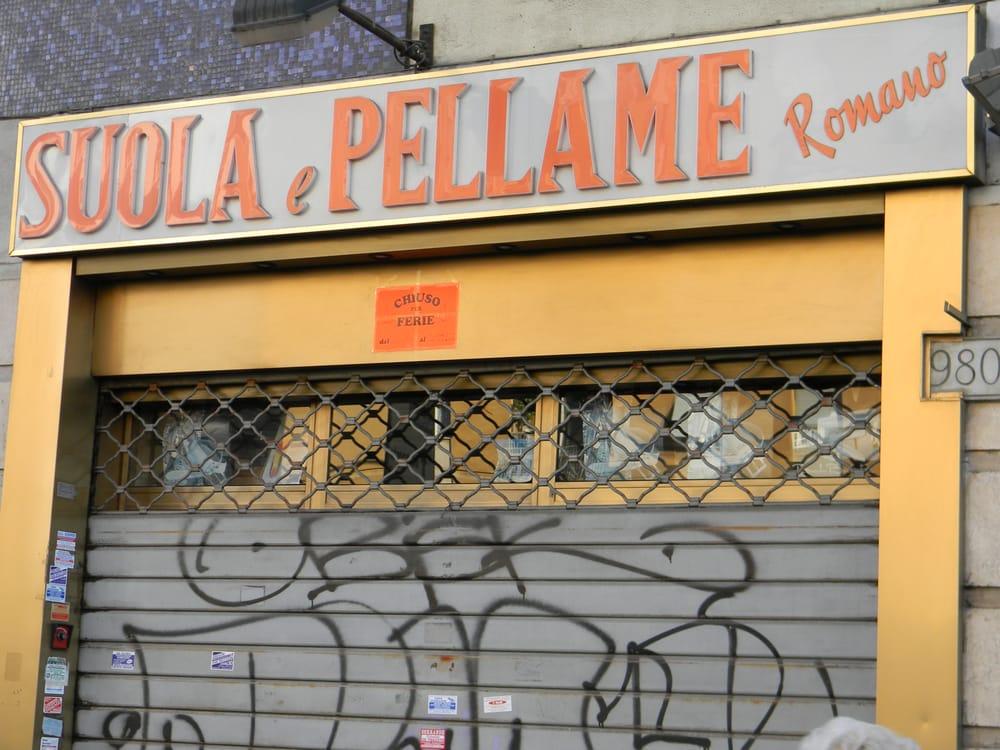 Suola e Pellami