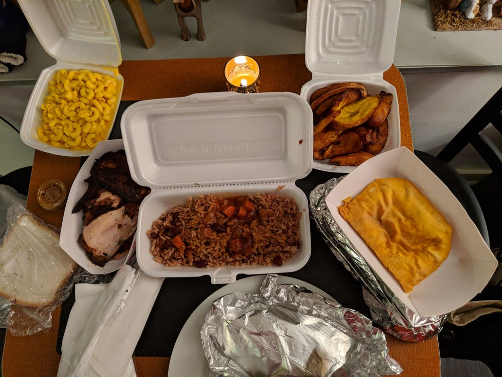 Jamaican Jerk King: 206 East 35th St, Chicago, IL