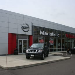 Mansfield motor group 10 photos car dealers 1493 for Nissan motor phone number