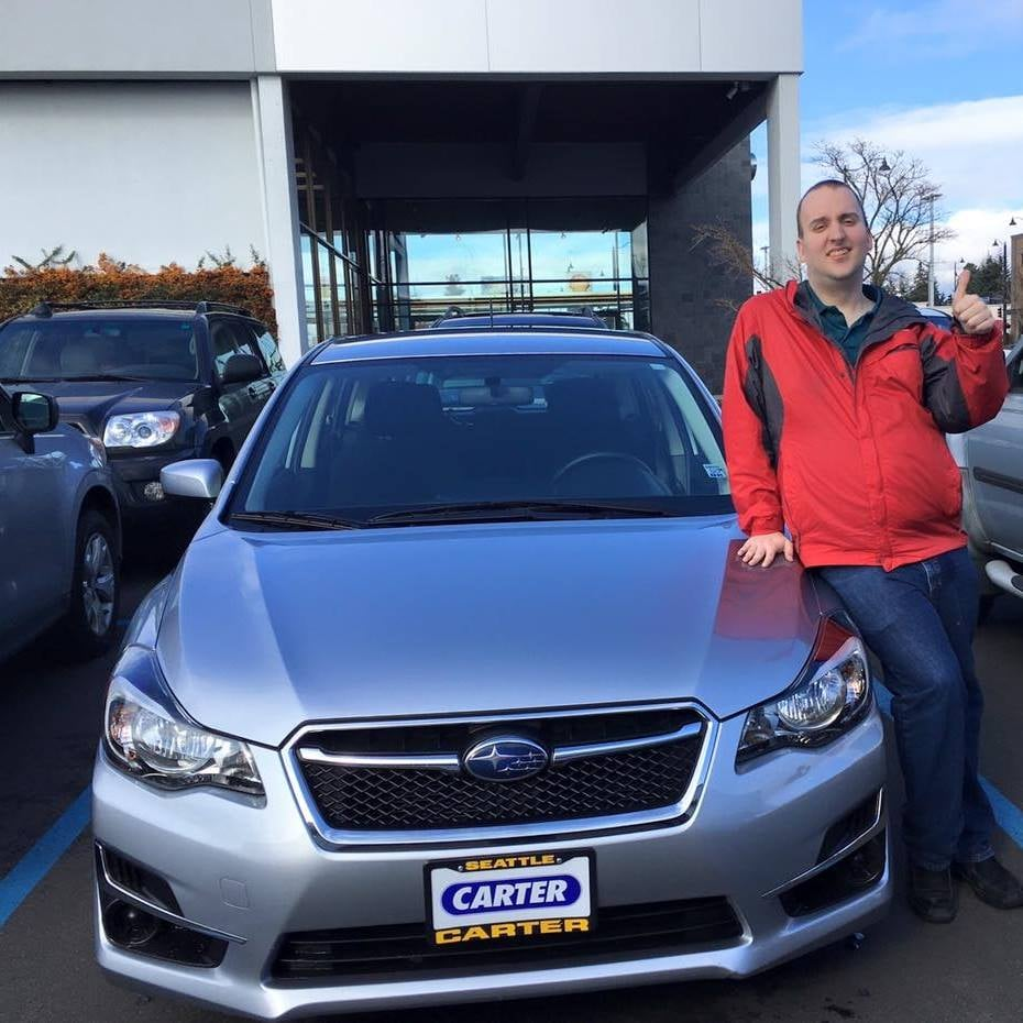 Carter Subaru Shoreline >> My new 2015 Impreza!! - Yelp