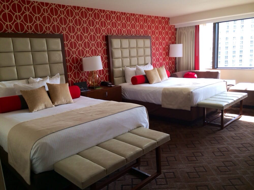 Bally Las Vegas Room Reservations