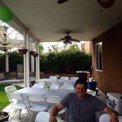Delightful Photo Of Pat The Patio Guy   Hesperia, CA, United States. Enjoying A