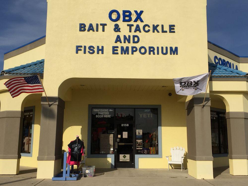 OBX Bait