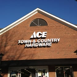 Ace Town And Country Closed Hardware Stores 1261