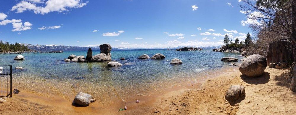 Speedboat Beach: 9898 Lake St, Kings Beach, CA