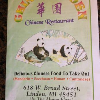 china garden 15 reviews chinese 618 w broad st linden mi united states restaurant