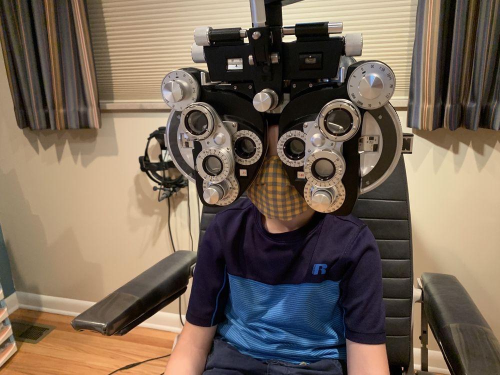 Tarr Eye & Vision Center: 555 W Hwy 11E, New Market, TN