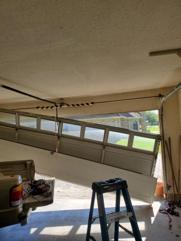 Mid County Garage doors