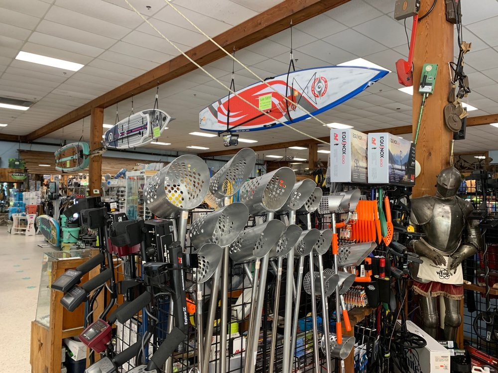 Bill Jackson's Shop for Adventure: 9501 US Hwy 19 N, Pinellas Park, FL