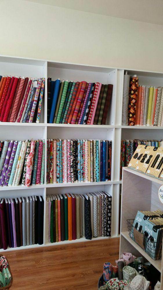 Firecracker Fabrics: 1745 Chislett St, Pittsburgh, PA