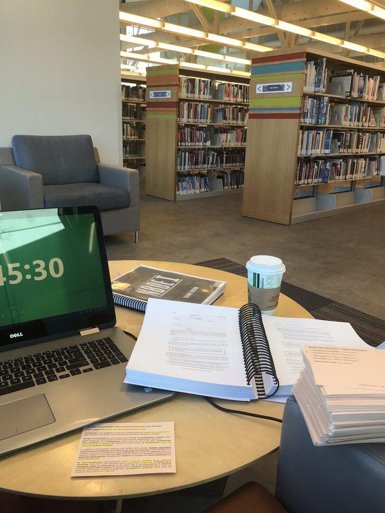 Southwest Oklahoma City Public Library