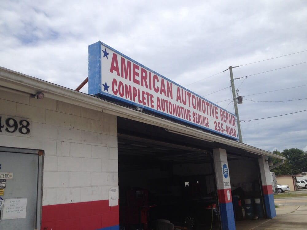 American Automotive Repair Inc Daytona Beach Fl