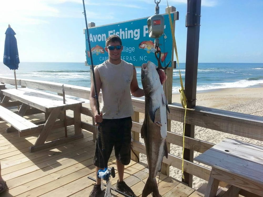 photos for avon fishing pier yelp